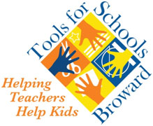 Tools for Schools Broward Logo