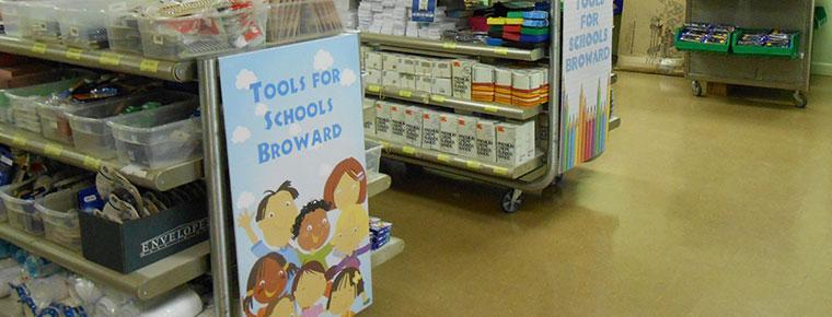 Tools for Schools Broward