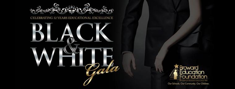 Black and White Gala