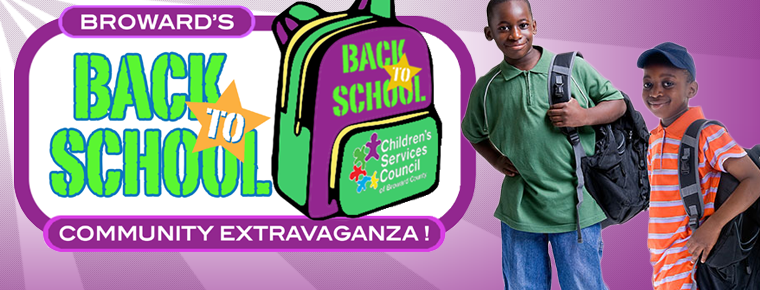 2015 Annual Tools for Schools Broward Back to School Supply Drive
