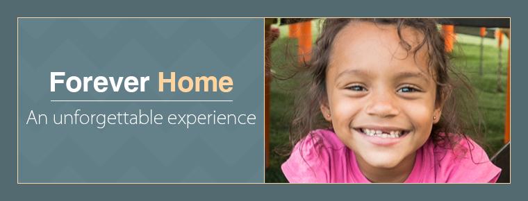 Forever Home Fundraiser