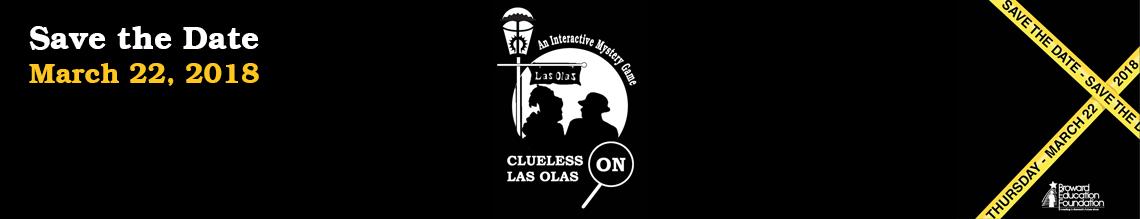 Clueless 2018 Banner