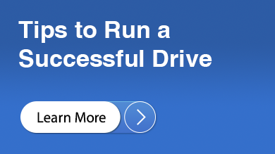 Tips to Run a Successful drive